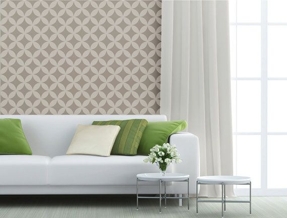 30 best images about removable wallpaper on pinterest for Temporary vinyl wallpaper