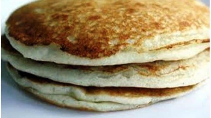 Eggless Pancakes/Pikelets