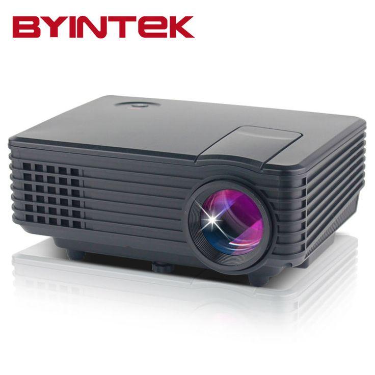 2016 brand byintek BT905 mini Home Theater Video LCD Tv cinema piCO HDMI Portable fULi hD 1080P LED projector Proyector beamer