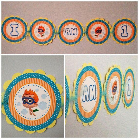 Bubble Guppies Bubble Guppies Party Bubble Guppies by Kbettega, $12.00