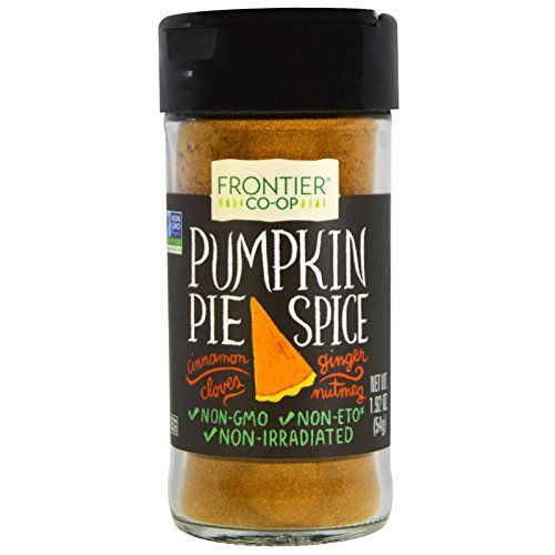 Frontier Natural Products Pumpkin Pie Spice SaltFree Blend 192 oz 54 g  2pcs >>> To view further for this item, visit the image link.
