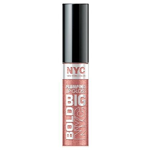 N.Y.C. New York Color Big Bold Plumping and Shine Lip Gloss //Price: $0.23 & FREE Shipping //     #hashtag3