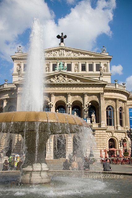 Opera House, Frankfurt, Germany