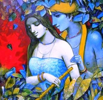 10 Beautiful Love Paintings