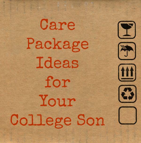 Care Package Ideas for Your College Son ☆Follow me: https://www.facebook.com/heather.rasch.9 ☆Join: https://www.facebook.com/groups/onthehealthyside/ ☆Try Skinny Fiber: www.HeatherRasch.SBC90.com ✯★✯★✯★✯★✯★✯★