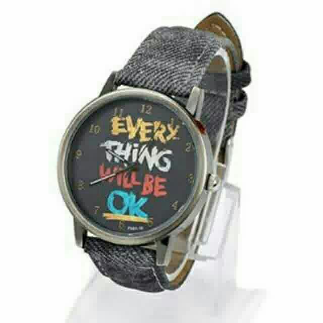 Saya menjual Jam Tangan letters pattern - R87D7E seharga Rp204.000. Dapatkan produk ini hanya di Shopee! https://shopee.co.id/deventostore/5294411 #ShopeeID
