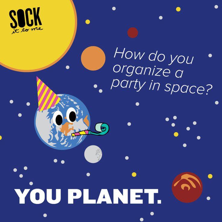 Die besten 25+ Space puns Ideen auf Pinterest | Lustige ...