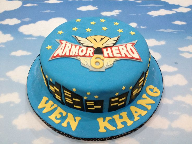Armor Hero !!