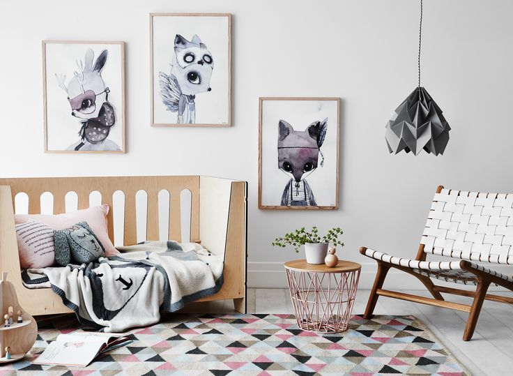 Nursery collection including Tanner by Barnaby Lane