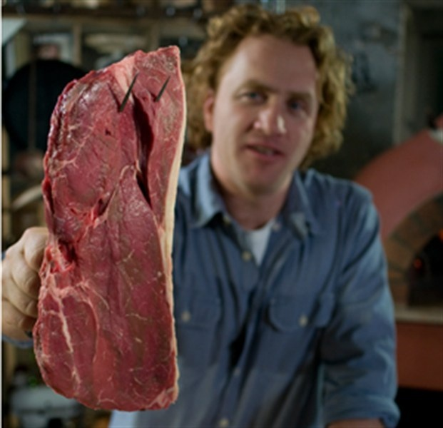 Australian chef, author and star of Secret Meat Business, Adrian Richardson, shares his top 10 tips to help you cook the perfect steak.