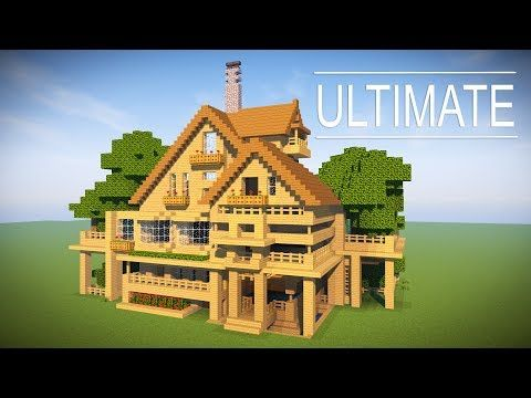 Best 25 minecraft houses ideas that you will like on for Survival home plans