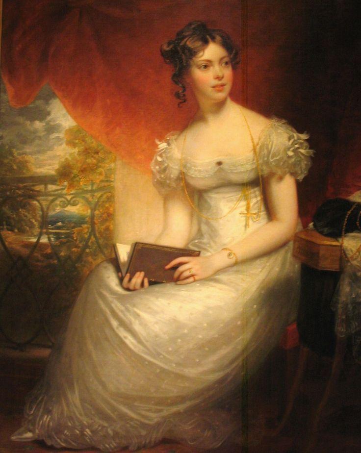 Kitty Packe (c.1820). Sir William Beechey (English, 1753-1839).