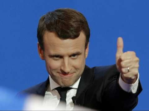 66,6% за Макрона, МВД Франции огласило окончательные данные