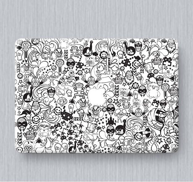 Mickey Mouse pattern MacBook case hard case macbook MacBook 12 case MacBook 13 Retina case MacBook 13 2017 case MacBook 15 Pro case macbook pro case macbook #161 by TrenderPrint on Etsy