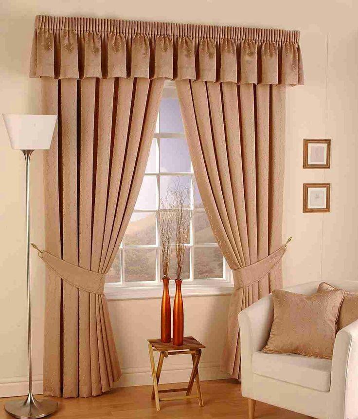M s de 25 ideas incre bles sobre cortinas cl sicas en - Disenos de cortinas para salones ...