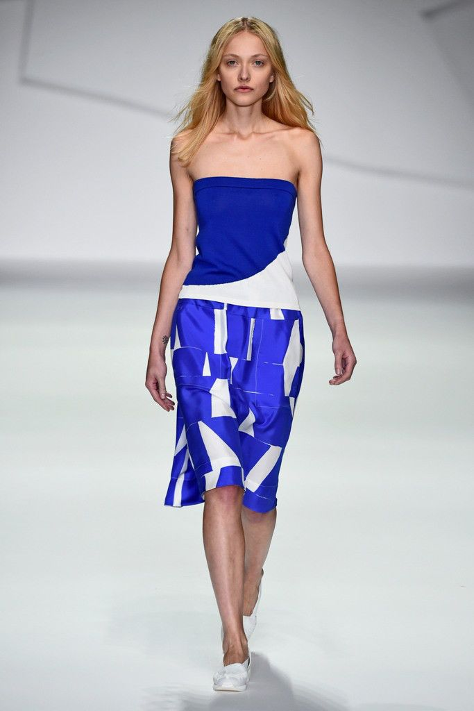 JASPER CONRAN SS15 LONDON FASHION WEEK look16