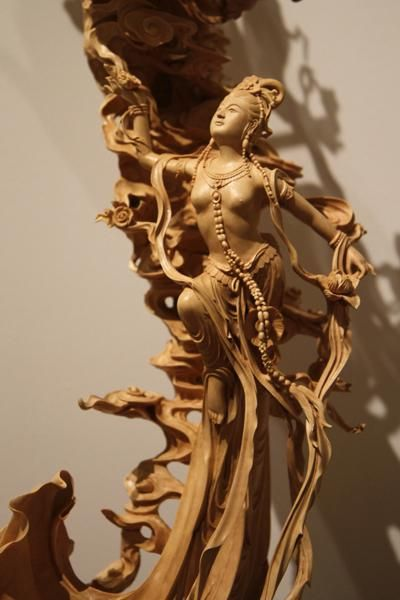 chinese wood carvings | the beauty we love: the woodcarver