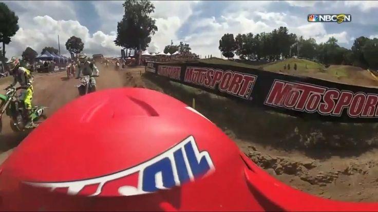 250 Class Moto 2 AMA Motocross Southwick National 2017
