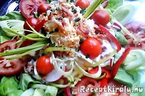 Vitamin saláta | Receptkirály.hu