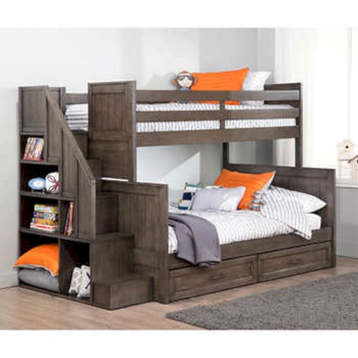 100 Awesome Kids Bunk Bed Designs