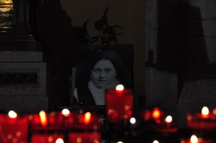"""""""C'est la Prière et le sacrifice qui font toute ma force"""""""