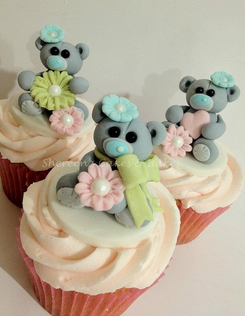 Tatty Teds by Shereen's Cakes