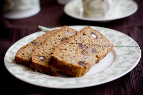 Moreish morsels – banana & date loaf — Kitchen Wench