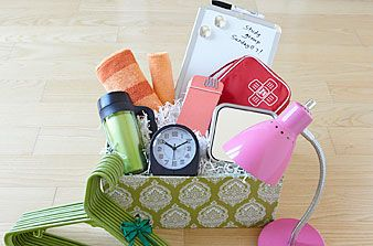 Think Outside the Box Gifts: College Kits