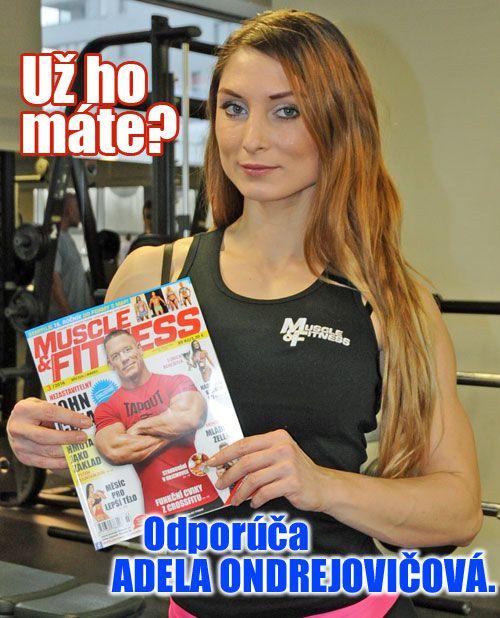 Vyšlo březnové/marcové číslo nejčtenějšího sportovního měsíčníku v ČR a SR. http://www.muscle-fitness.cz/index.php?option=com_content&view=article&id=13699:muscle-fitness-3-2016&catid=557:nekategorizovano&lang=sk