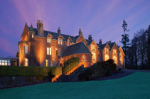 Luxury Cromlix Hotel in Scotland – Owned by Tennis Great Andy Murray