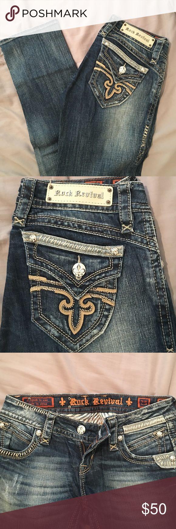 Rock Revival Jeans Womens