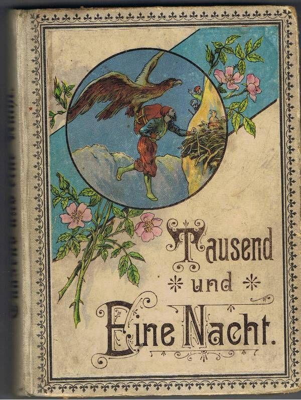 Buch: Tausend und eine Nacht. Eine Auswahl der schönsten morgenländischen Märchen für die Jugend bearbeitet von Adalbert Holm.
