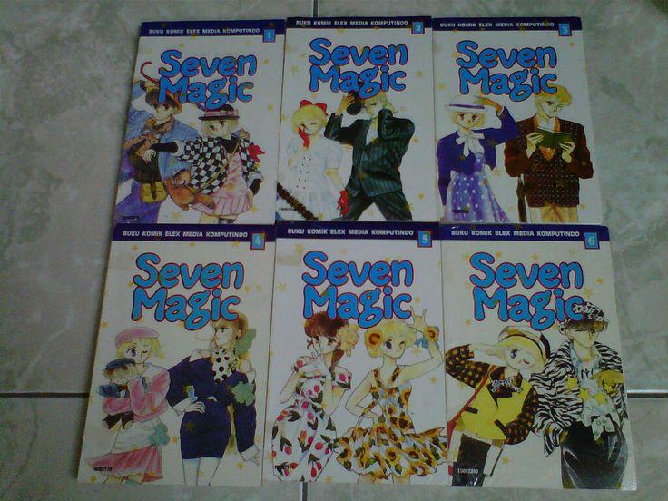 Yu Asagiri - Seven Magic