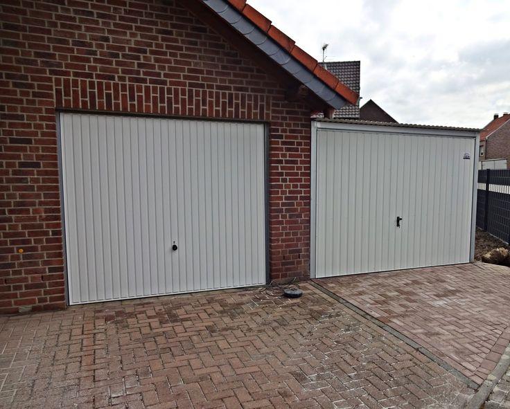 Fertiggarage 6x6m 20 best garagen images on garages gable roof and