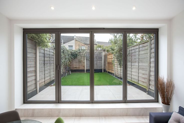 Single-storey kitchen extension from L\u0026E (Lofts and Extensions) in Teddington - don & 14 best Skylights Windows and Door detailing images by Lofts and ...