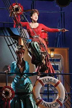 Love Buttercup's costume from this Guthrie production of HMS Pinafore.