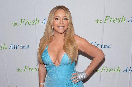 Мэрайя Кэри попала в больницу после посещения магазина поп-музыки в Нью-Йорке