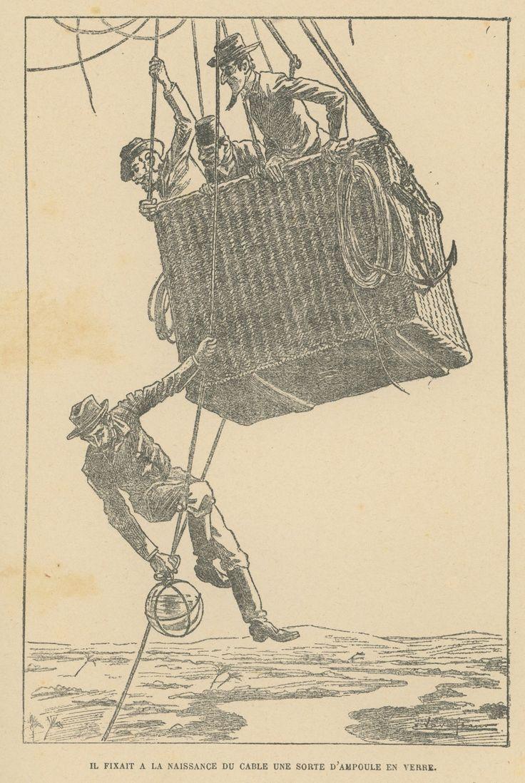 Trois Reporters À Fachoda (1901), Léo Dex, illustré par Eugène Vavasseur, Boivin rééd. 1934