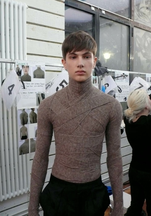 Visions of the Future: Raf Simons for Jil Sander