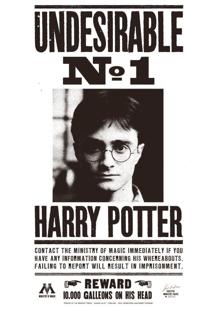 Extrem Les 25 meilleures idées de la catégorie Poster harry potter sur  TG69