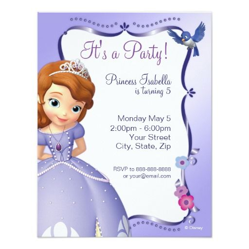 291 best Girls Birthday Party Invitations images on Pinterest