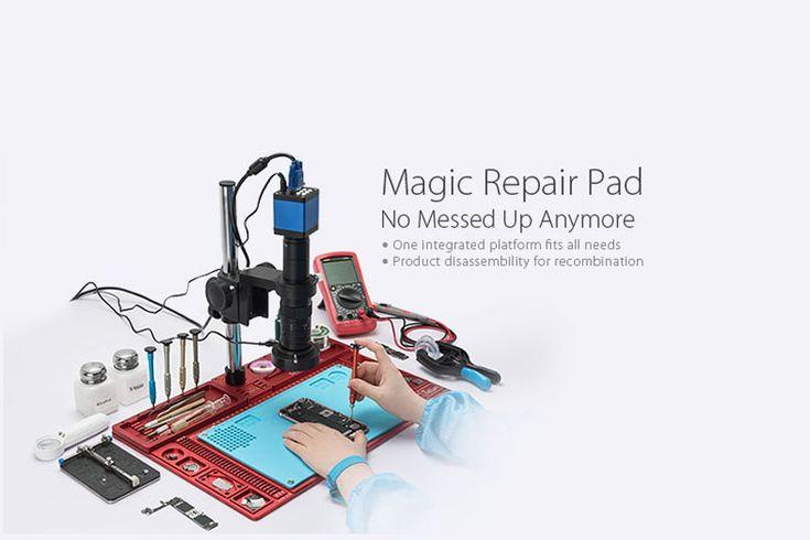 Magic Repair PadNo Messed Up Anymore REWA Technology