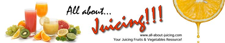 All about juicing ~ and what to do with the pulp!