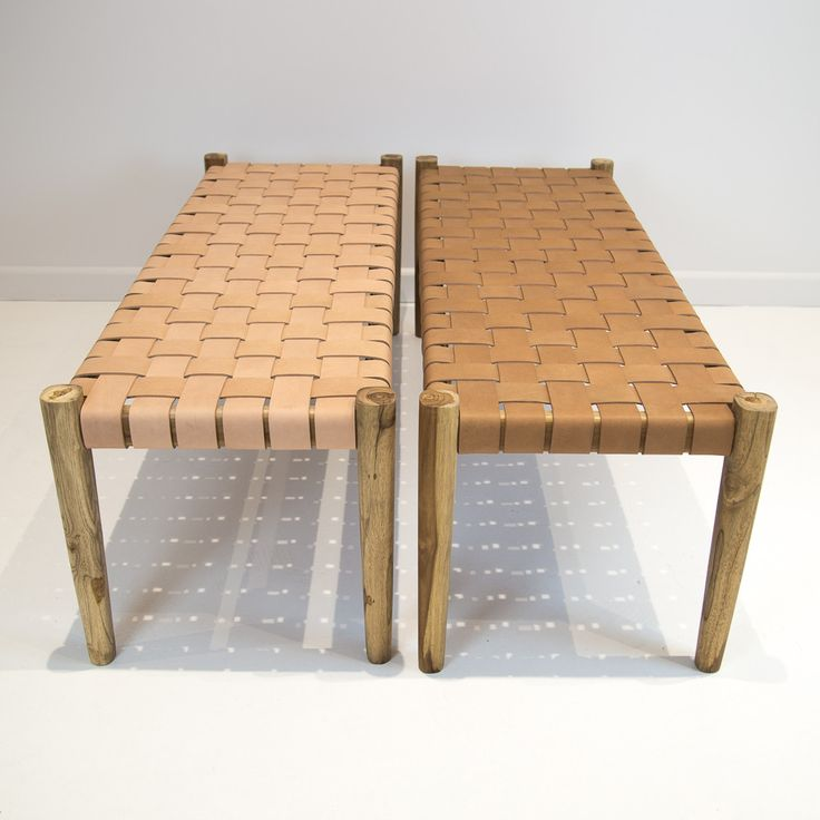 Best 25 Leather Bench Seat Ideas On Pinterest