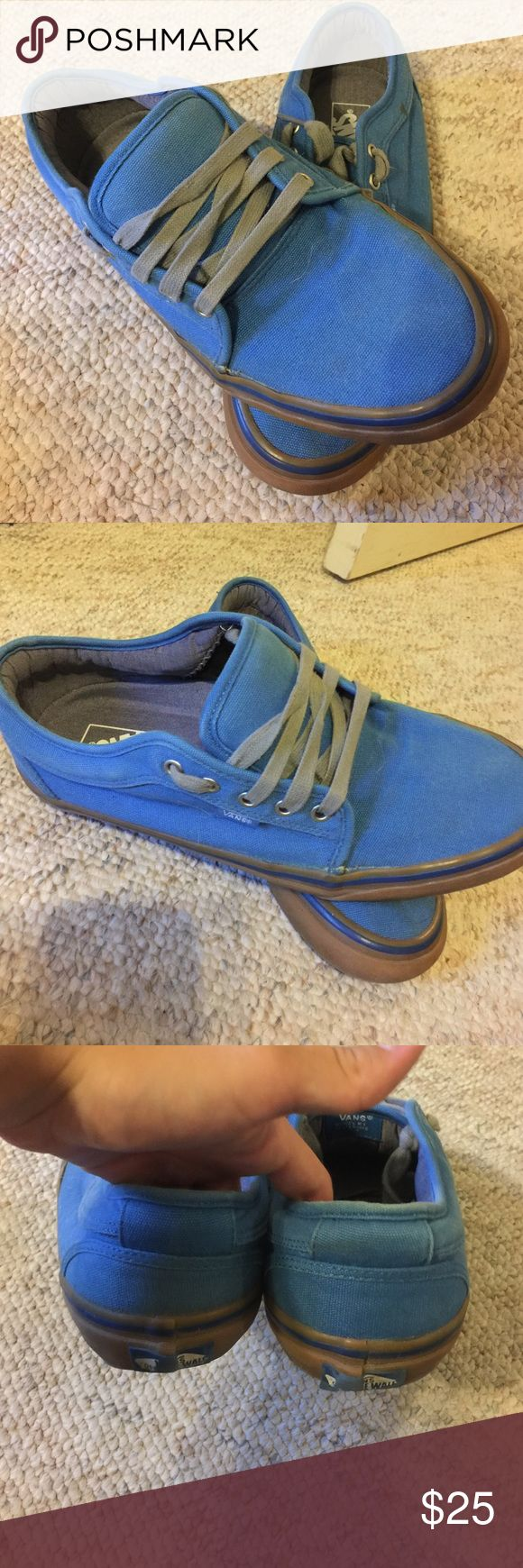 Vans Chukka Low Basically new. Worn once Vans Shoes Sneakers