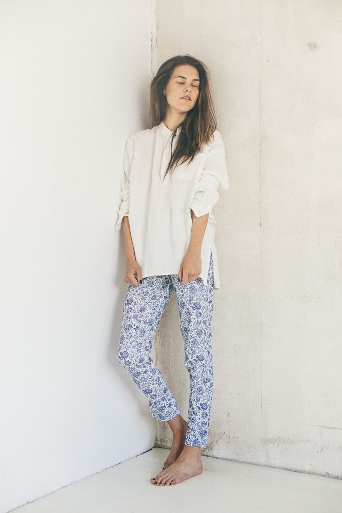 Stretch jodhpur trousers | Boho
