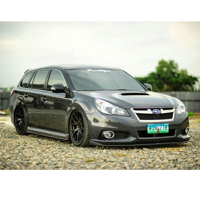 Official Graphite Grey Metallic Thread (2010) - Page 87 - Subaru Legacy Forums