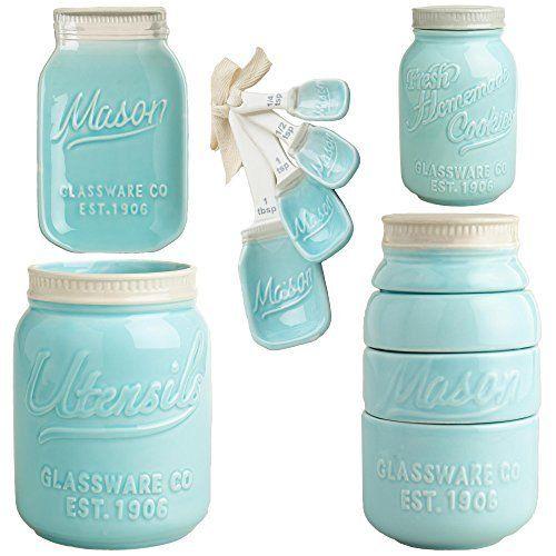 10 Things Every Mason Jar Lover Needs | Melissa K. Norris