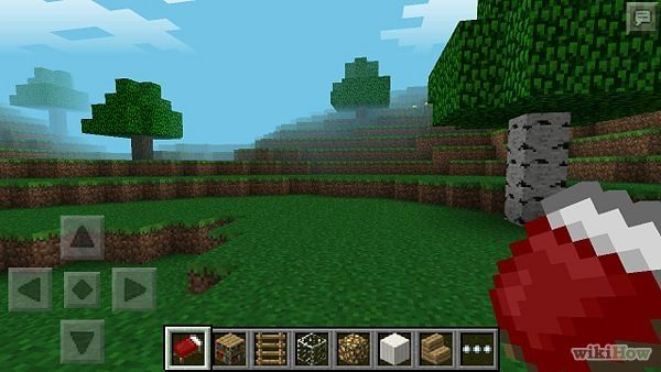 Transfer your minecraft pe creative world to a survival for Explore craft survival pe