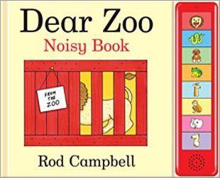 Rod Campbell :: Dear Zoo